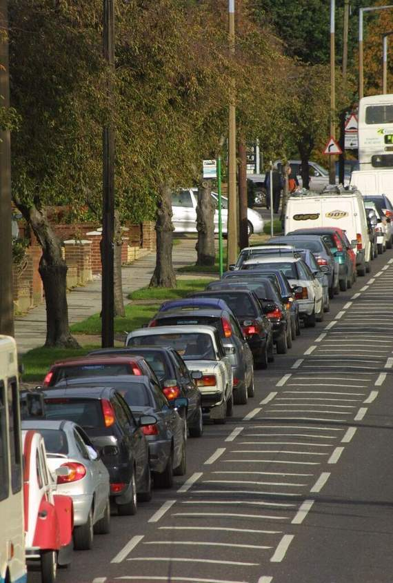 Traffic: Queues in Chelmsford