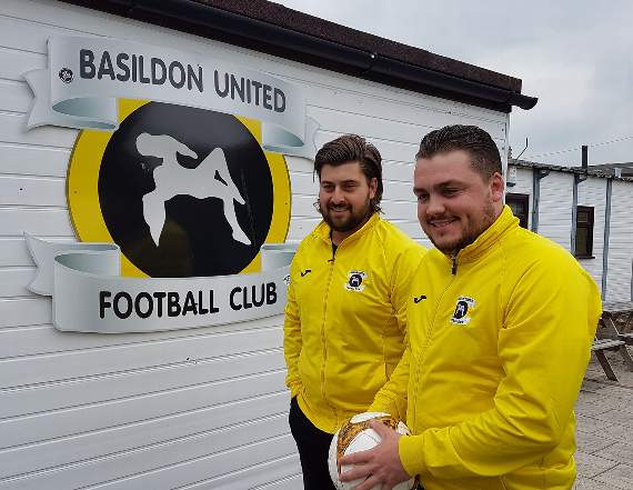 Basildon United: Harrison frustrated by Bees FA Cup exit
