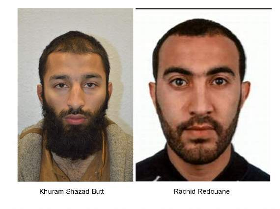 Police identify third London attacks suspect as Italian-Moroccan