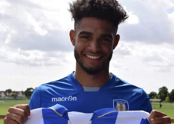 Colchester United: Mandron becomes the U's latest summer signing