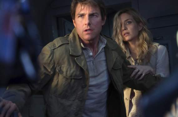 Tom Cruise convinced Courtney B. Vance to star in The Mummy