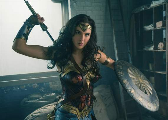 New Justice League DC Movie Intro Leaks Online For Wonder Woman