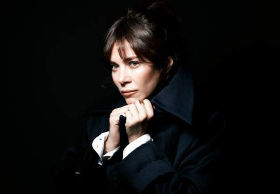 MARCELLA: Anna Friel. Photo: Rankin