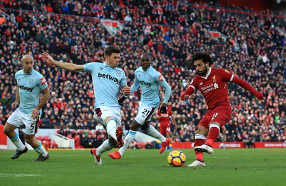 Roberto Firmino trolled West Ham with his 'no-look' goal
